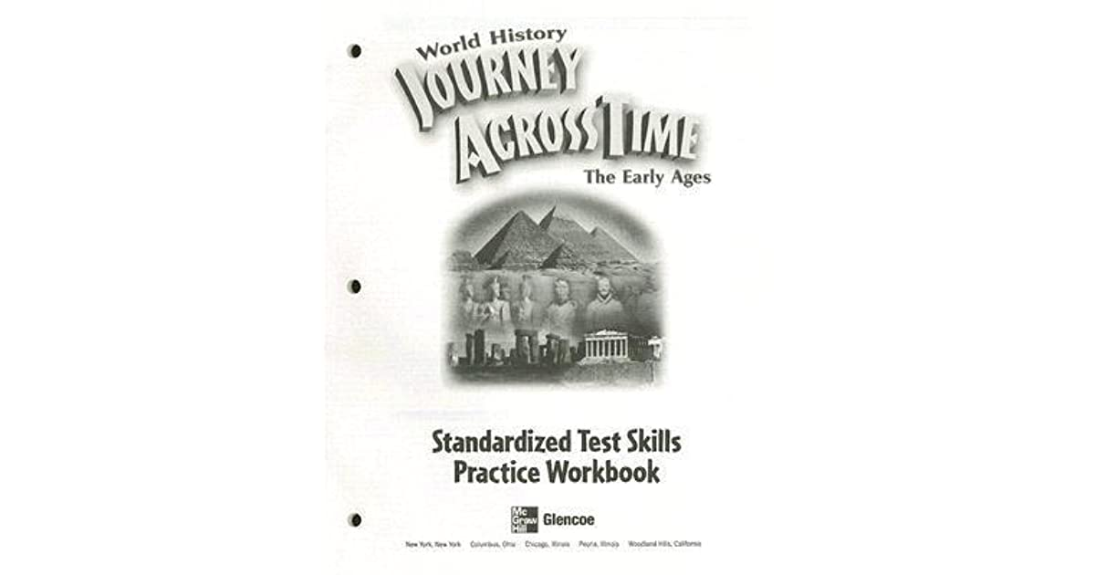 Journey Across Time: The Early Ages: Standardized Test