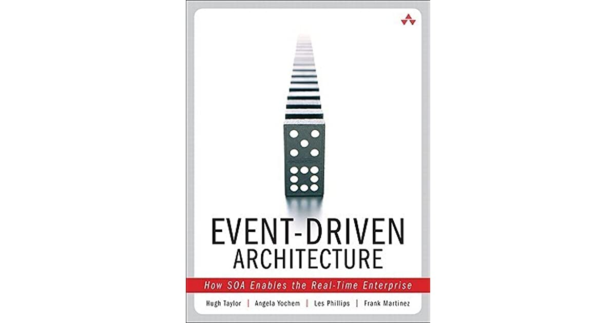 Event-Driven Architecture: How SOA enables the real-time
