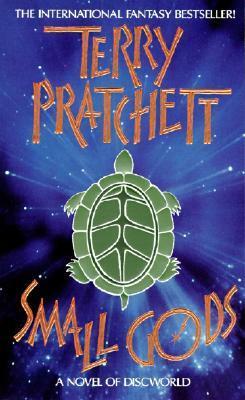 Small Gods Terry Pratchett : small, terry, pratchett, Small, (Discworld,, Terry, Pratchett