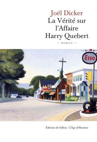 La Vérité Sur L'affaire Harry Quebert Film : vérité, l'affaire, harry, quebert, Vérité, L'affaire, Harry, Quebert, Joël, Dicker
