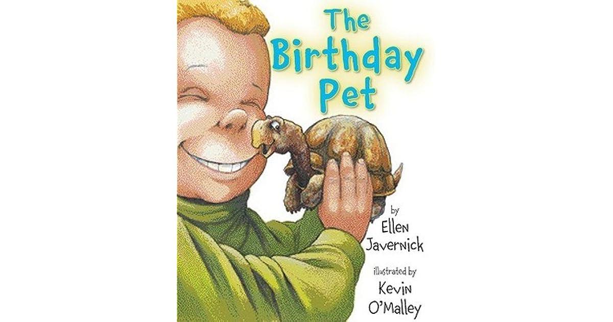Birthday Pet The By Ellen Javernick