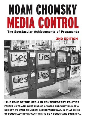 Download Media Control: The Spectacular Achievements of Propaganda Audiobook