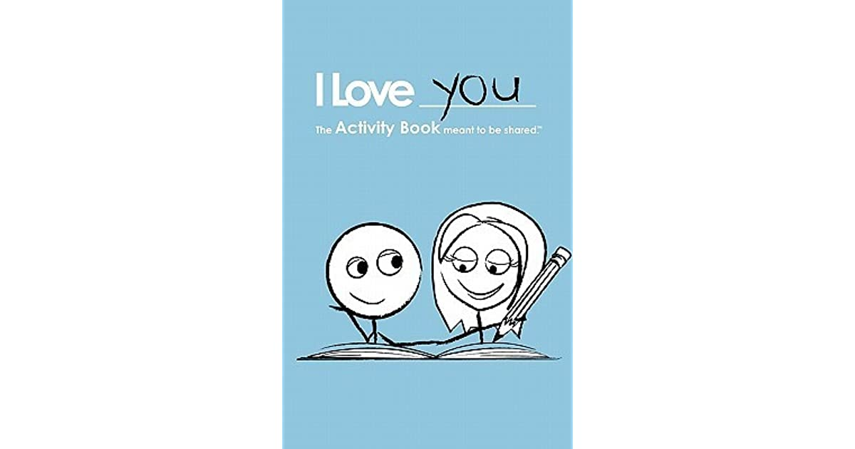 the lovebook activity book