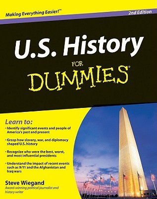 Download U.S. History For Dummies - 2nd Edition (2009)
