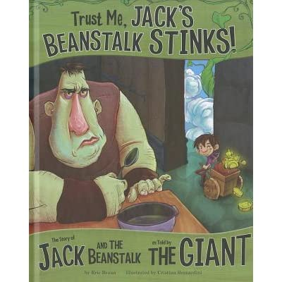 jack and the beanstalk plot diagram dragonflies eye trust me s stinks story of as told by giant