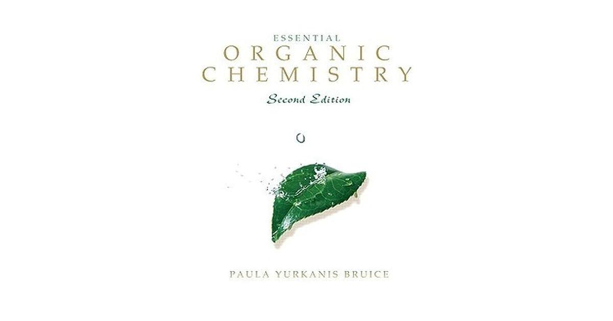Essential Organic Chemistry by Paula Yurkanis Bruice
