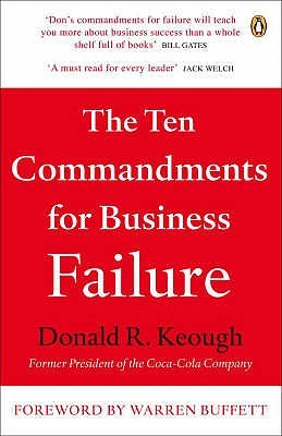 Download The Ten Commandments for Business Failure