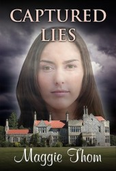 Captured Lies (Caspian Wine, #1)
