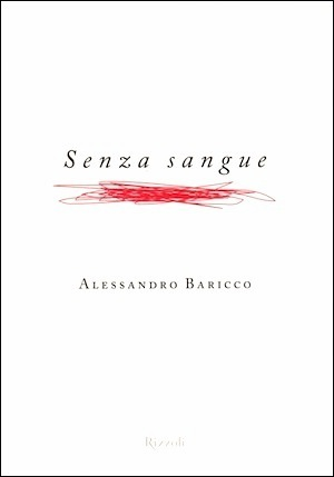 Senza Sangue Book Cover