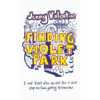 Finding Violet Park By Jenny Valentine Reviews