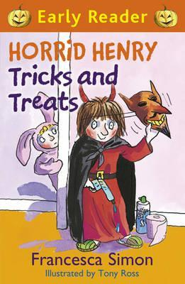 Halloween Horrid Henry : halloween, horrid, henry, Horrid, Henry, Tricks, Treats, Francesca, Simon