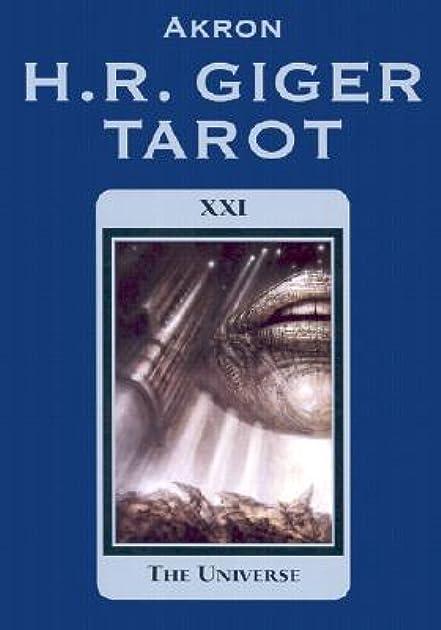 Tarot by H.R. Giger
