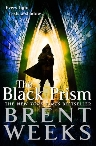 The Black Prism Book Cover