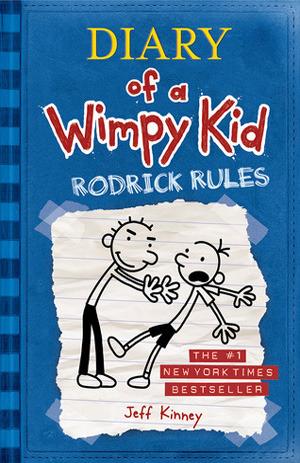 Diary Of A Wimpy Kid Rodrick Rules Google Docs : diary, wimpy, rodrick, rules, google, Rodrick, Rules, (Diary, Wimpy, Kinney