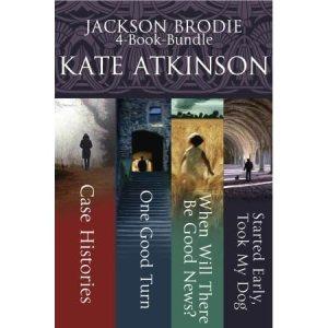 Jackson Brodie 4Book Bundle by Kate Atkinson — Reviews