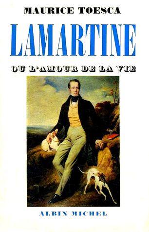 Le Livre De La Vie Lamartine : livre, lamartine, Lamartine, L'Amour, Maurice, Toesca