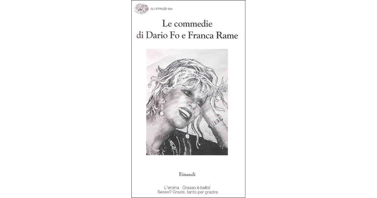 Le commedie di Dario Fo e Franca Rame XIII: L'eroina