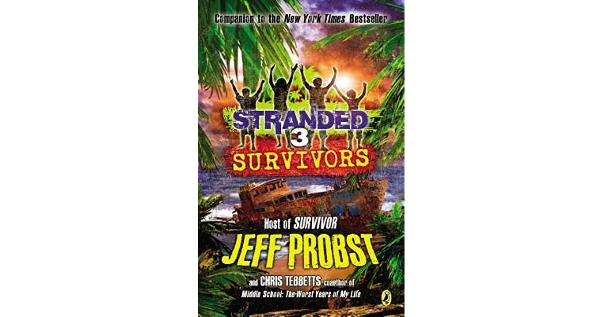 Cover Jeff Probst Stranded