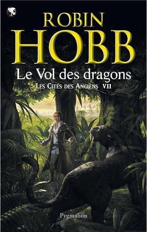 Robin Hobb La Cité Des Anciens : robin, cité, anciens, Dragons, Cités, Anciens,, Robin