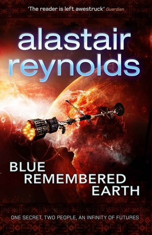Blue Remembered Earth : remembered, earth, Remembered, Earth, Alastair, Reynolds