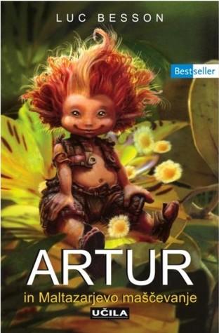 Arthure Et Les Minimoys 3 : arthure, minimoys, Artur, Maltazarjevo, Maščevanje, (Arthur, Besson, Ratings)