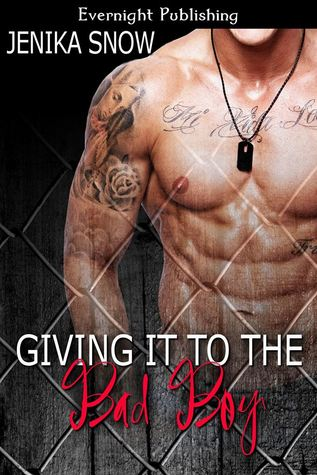 Giving it to the Bad Boy (Tattooed and Pierced, #1)