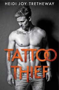 DNF Series Review: Tattoo Thief by Heidi Joy Tretheway