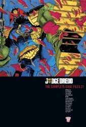 Judge Dredd: The Complete Case Files 21