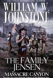 Massacre Canyon (The Family Jensen, #5)