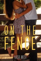 Cover of On The Fence by Kasie West