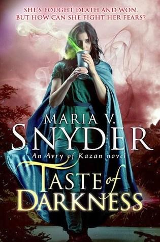Taste of Darkness (Healer #3) – Maria V. Snyder