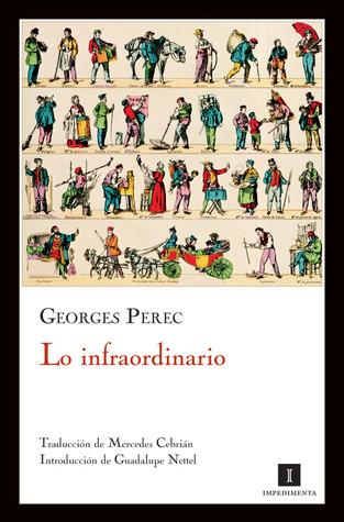 Georges Perec L Infra Ordinaire : georges, perec, infra, ordinaire, L'infra-ordinaire, Georges, Perec, Ratings)