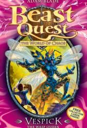 Vespick The Wasp Queen (Beast Quest, #36)
