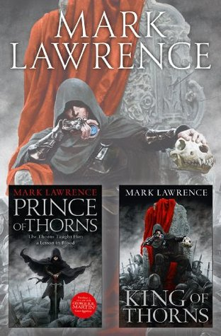 Broken Empire Trilogy : broken, empire, trilogy, Broken, Empire, Series, Lawrence
