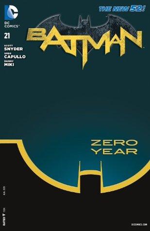 batman 21 new 52