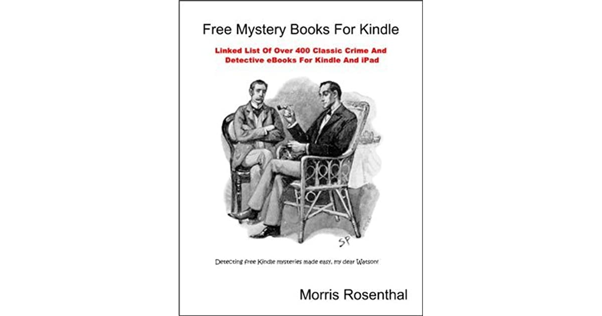 Free Mystery Books For Kindle: Linked List Of Over 400