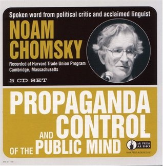 Download Propaganda and Control of the Public Mind Audiobook
