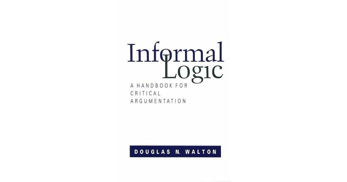 Informal logic critical thinking quiz