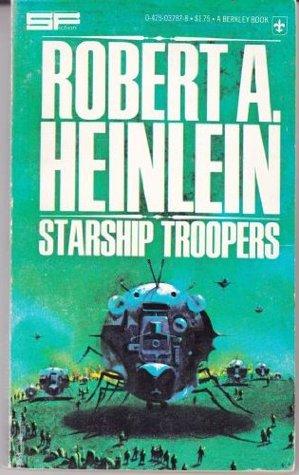 Hugo My Way – 1960 – Starship Troopers by Robert Heinlein #BookReview