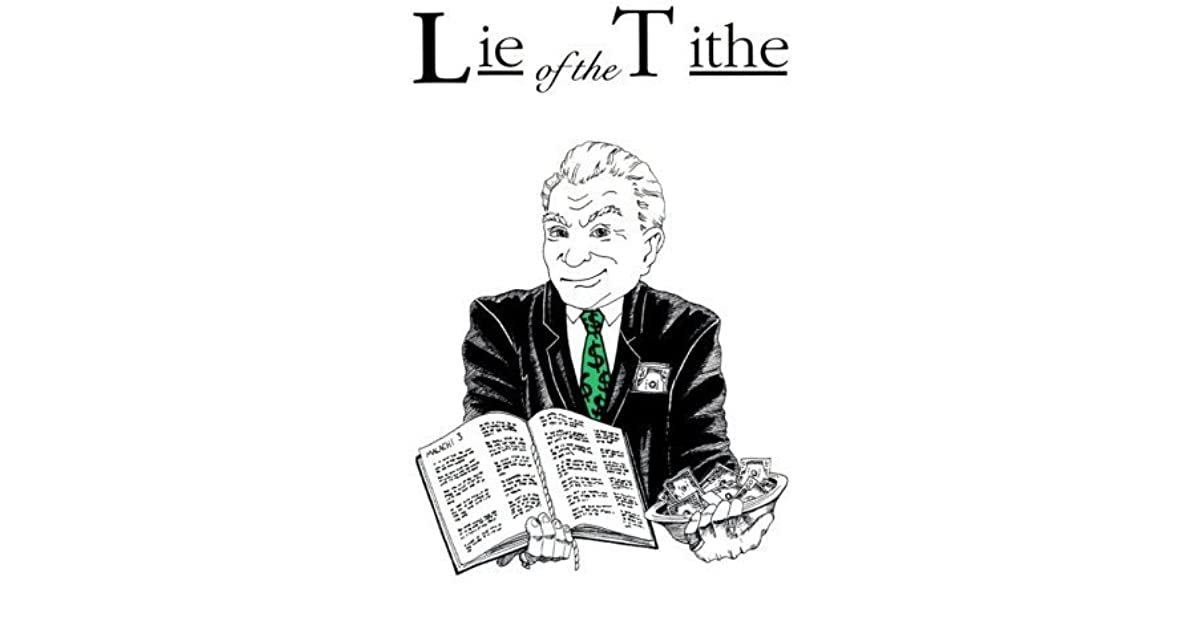 Lie of the Tithe by R.L. Johnston