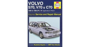 Volvo S70, C70 and V70 Service and Repair Manual: 1996