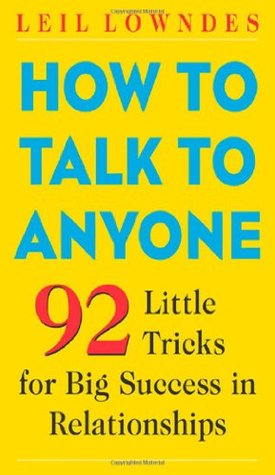 Download How to Talk to Anyone: 92 Little Tricks for Big Success in Relationships