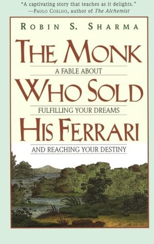 Download The Monk Who Sold His Ferrari: A Fable About Fulfilling Your Dreams and Reaching Your Destiny Audiobook