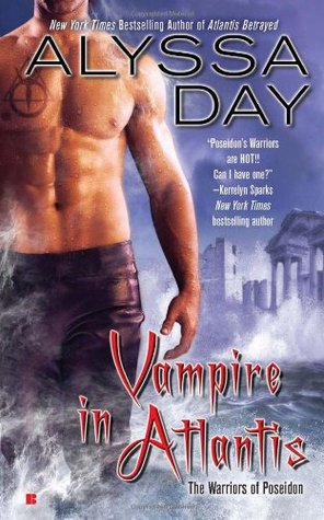 Throwback Thursday Guest Review: Vampire in Atlantis by Alyssa Day