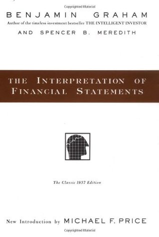 Download The Interpretation of Financial Statements: The Classic 1937 Edition