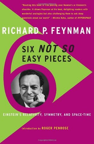 Download  Six Not-So-Easy Pieces: Einstein's Relativity, Symmetry, and Space-Time Audiobook