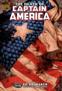 Image result for the death of captain america book