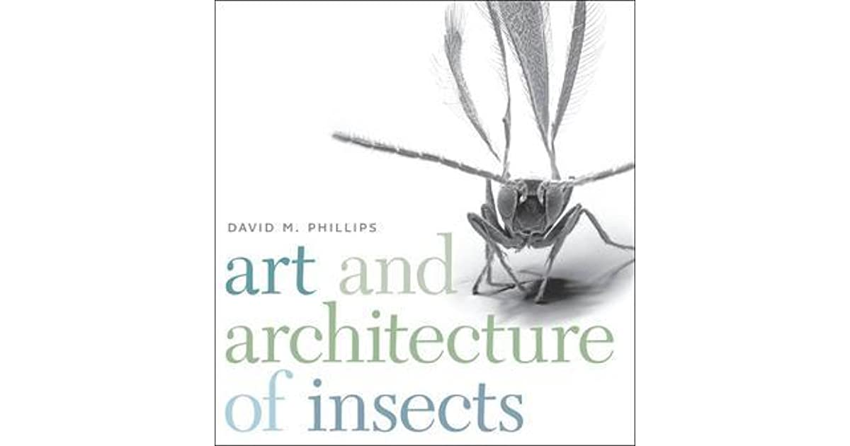 Art and Architecture of Insects by David M. Phillips