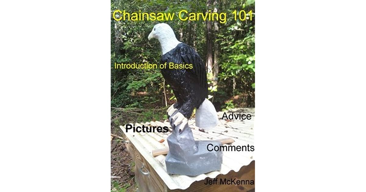 Chainsaw Carving Books