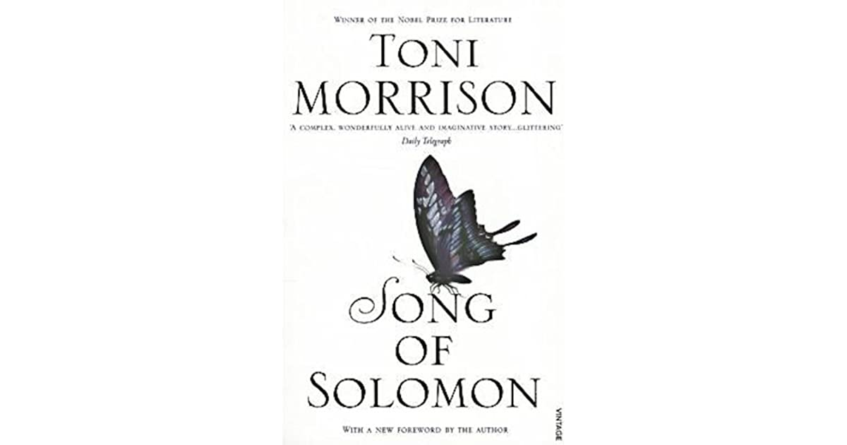 Song of Solomon by Toni Morrison — Reviews, Discussion